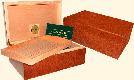 Wood humidor