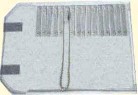 Rouleaux pour colliers