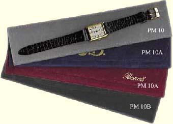 Pochettes pour montres